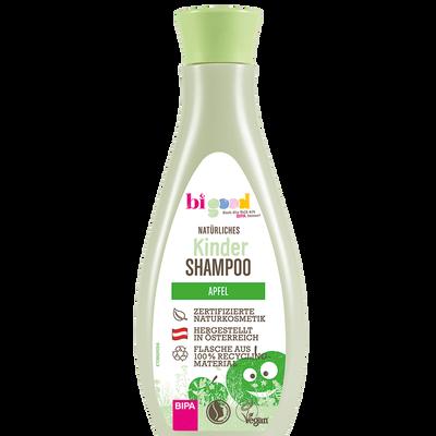 Natürliches Kinder Shampoo Apfel