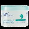 face Augen Make-up-Entferner Pads lotionhaltig