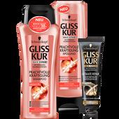 Bild: Schwarzkopf GLISS KUR Sonderpack Prachtvolle Kräftigung Haarpflege