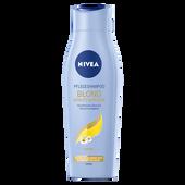 Bild: NIVEA Blond Schutz & Pflege Shampoo