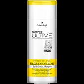 Bild: Schwarzkopf essence Ultîme Citrus Oil Blonde Deluxe Shampoo