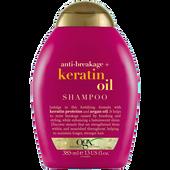 Bild: Organix Keratin Oil Shampoo
