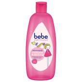 Bild: bebe Kämmspaß Shampoo & Spülung