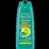 Bild: GARNIER FRUCTIS Kraftzuwachs Shampoo ohne Silikone