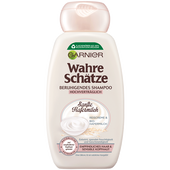 Bild: GARNIER Wahre Schätze - beruhigendes Shampoo Hafermilch