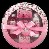 Bild: Beauty Bath Geschenkeset Cherry Blossom Line