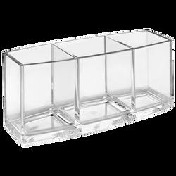 soapland acryl organizer. Black Bedroom Furniture Sets. Home Design Ideas