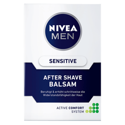 nivea men after shave balsam sensitive. Black Bedroom Furniture Sets. Home Design Ideas