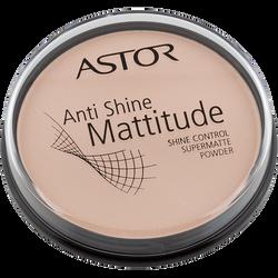 astor anti shine supermatte powder. Black Bedroom Furniture Sets. Home Design Ideas