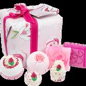 Bild: Bomb Cosmetics Rose Garden Geschenkset