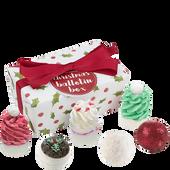 Bild: Bomb Cosmetics Christmas Ballotin Geschenkset