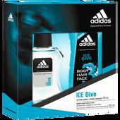 Bild: adidas Ice Dive Pflegeset