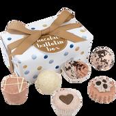 Bild: Bomb Cosmetics Chocolate Ballotin Geschenkset