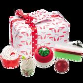 Bild: Bomb Cosmetics Merry X-Mas Geschenkset