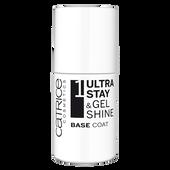 Bild: Catrice Ultra Stay & Gel Shine Base Coat