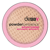 Bild: deBBY Powder Experience Mat & Fix nude