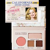 Bild: theBalm Autobalm California Face Palette