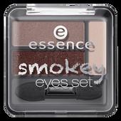 Bild: Essence Smokey Eyes Set smokey day
