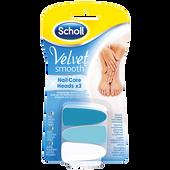 Bild: Scholl Velvet Smooth Nagelpflege Aufsätze
