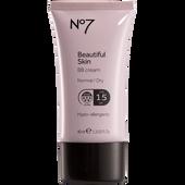 Bild: N°7 Beautiful Skin BB Cream Normal/Dry Skin fair