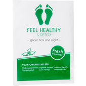 Bild: Stella me Feel Healthy & Detox Pads green tea one night