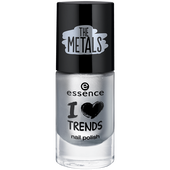 Bild: Essence I Love Trends the metals Nail Polish steel the world