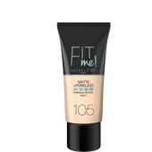 Bild: MAYBELLINE Fit Me! Matte+Poreless Make Up natural ivory