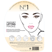 Bild: N°1 FOR YOUR BEAUTY Sofort Lifting Maske