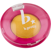 Bild: b.pretty Eyeshadow Mono Mini sunny