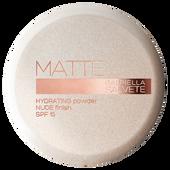 Bild: GABRIELLA SALVETE Matte Hydrating Powder 01
