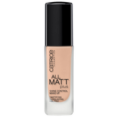 Bild: Catrice All Matt Plus Shine Control Make Up vanilla beige