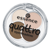 Bild: Essence Quattro Eyeshadow to die for