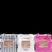 Bild: BIPA Cupcake Kartongeschenksbox