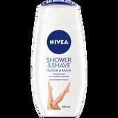 Bild: NIVEA Shower & Shave 2-in-1 Duschgel