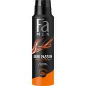Bild: Fa MEN Dark Passion Deospray