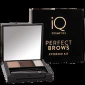 Bild: iQ COSMETICS Perfect Brows Eyebrow Kit