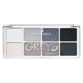 Bild: Essence all about...Eyeshadow greys