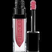 Bild: Catrice Shine Appeal Fluid Lipstick better make a mauve