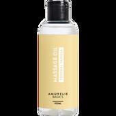 Bild: AMORELIE Basics Massageöl Sensual Vanilla Vanille