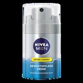 Bild: NIVEA MEN Active Energy Gesichtspflege Creme