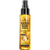 Bild: Schwarzkopf GLISS KUR Hair Repair Ultimate Oil Elixir Serum