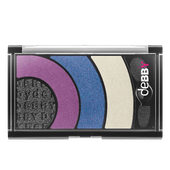 Bild: deBBY Color Case Quad Eyeshadow with my jeans