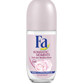 Bild: Fa Romantic Moments Duft der weißen Rose Deo Roll-on