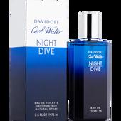 Bild: Davidoff Cool Water Night Dive EDT 75ml