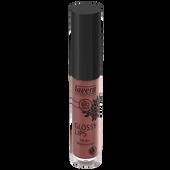 Bild: lavera Glossy Lips Lipgloss almond kiss