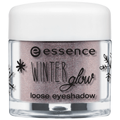Bild: Essence Winter Glow Loose Eyeshadow 01