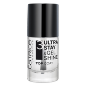 Bild: Catrice Ultra Stay & Gel Shine Top Coat