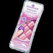 Bild: Essence French Manicure click & go Nails