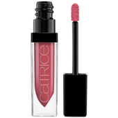 Bild: Catrice Shine Appeal Fluid Lipstick better make a mauve