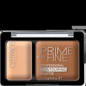 Bild: Catrice Prime and Fine Professional Contouring Palette 030